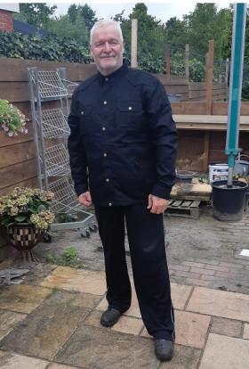 Kevlar demin jas /overhemd