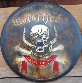 Motorhead wandbord 1