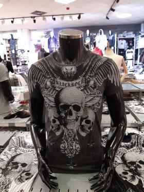 Skull T-SHIRT01