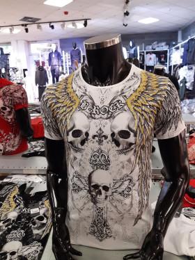 Skull T-SHIRT03