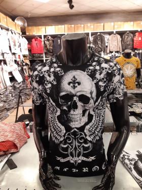 Skull T-SHIRT04