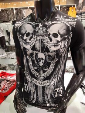 Skull T-SHIRT07
