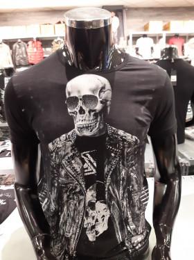 Skull T-SHIRT08