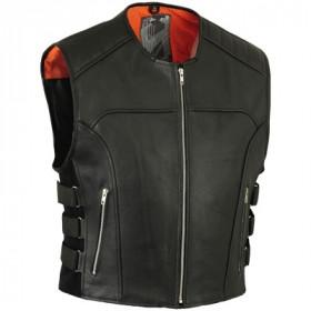 Regulator leathervest