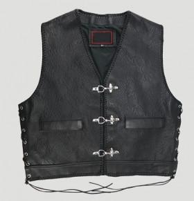 Snakeprint vest