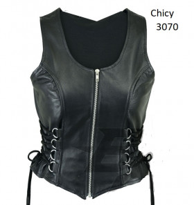 Chicy lady vest 3070