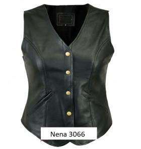 Nena leather vest 3066