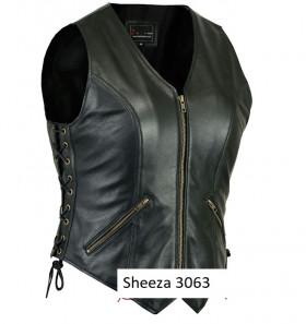 Sheeza vest lady 3063